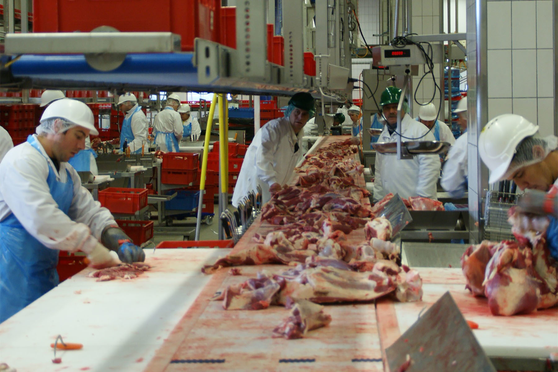 Over 20.5 million pounds of meat was recalled in the United States in 2018