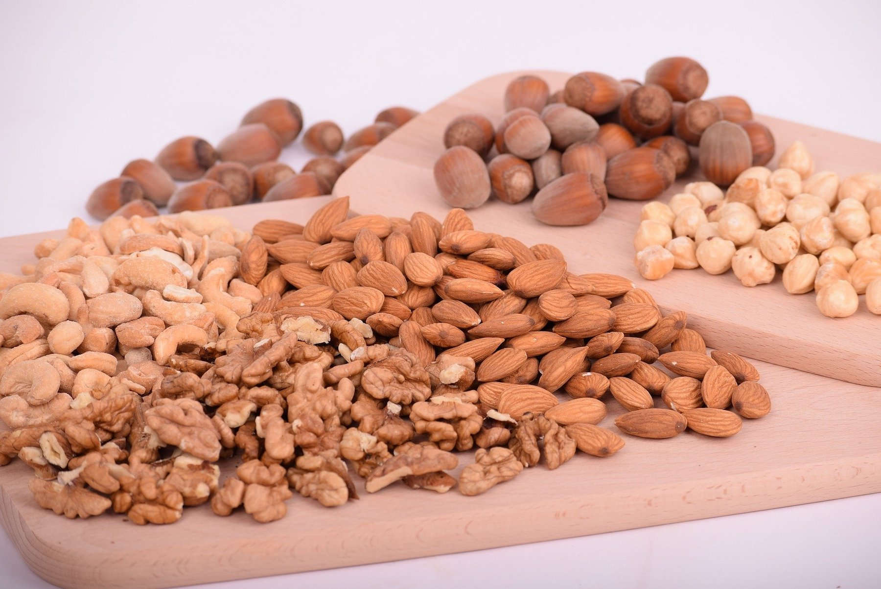 nuts vegan health