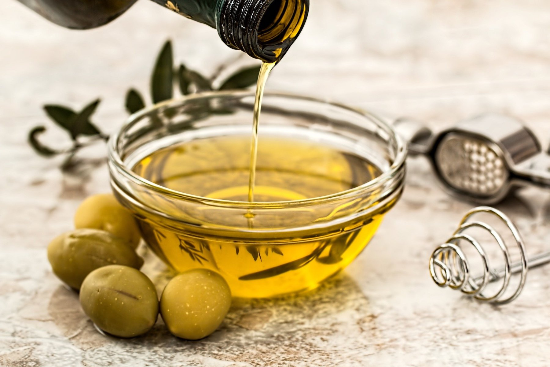olive oil vegan health