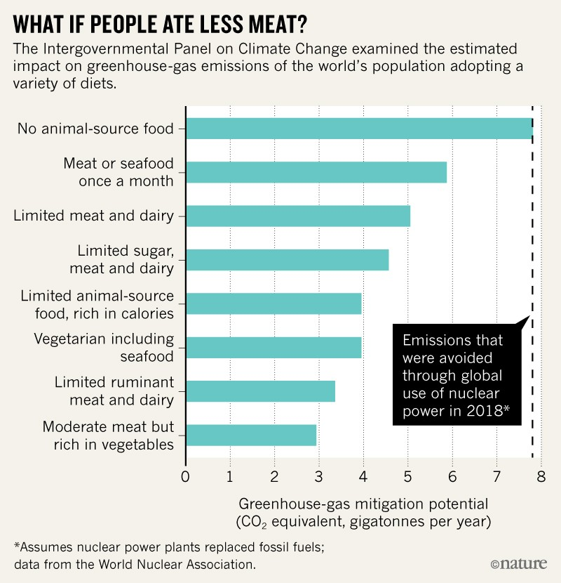 what if people ate less meat
